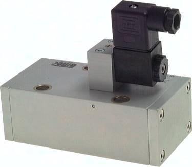 ISO-Magnetventile (ISO 5599/1), Größe 3