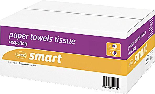 Handtuchpapier WEPA Smart