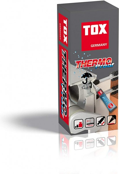 Montagesystem Tox Thermo Proof Plus Großpack