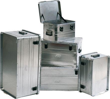 Aluminiumbox Serie B, 0,8 mm Stärke