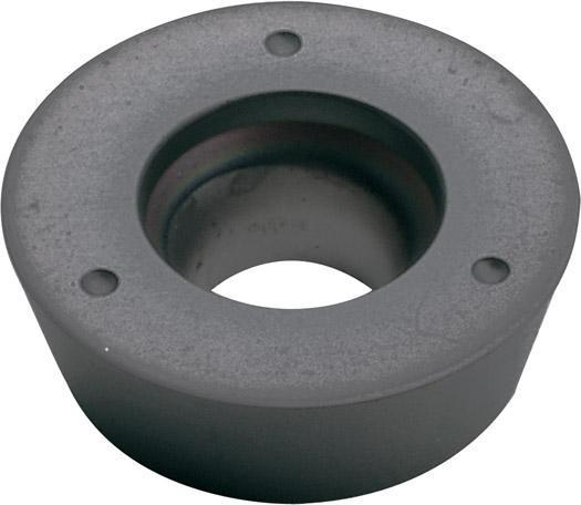 ISO-Fräswendeschneidplatte, rund