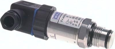 Druckmessumformer mit frontbündiger Membrane, 0,2% der Spanne