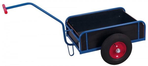 Handwagen mit Lufträder