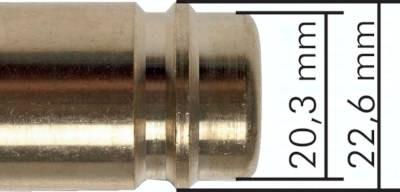 Kupplungsdosen NW 15 (Innengewinde)