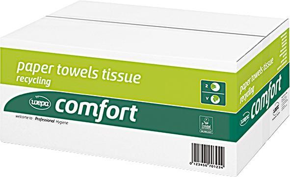 Handtuchpapier WEPA Comfort