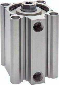 Kompaktzylinder doppeltwirkend mit Magnetkolben, Eco-Line (SQ)