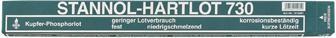 Hartlot 730 (Kupfer-Phosphorlot), Stannol