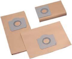 Hochleistungs-Industriesauger, Papierfilterbeutel