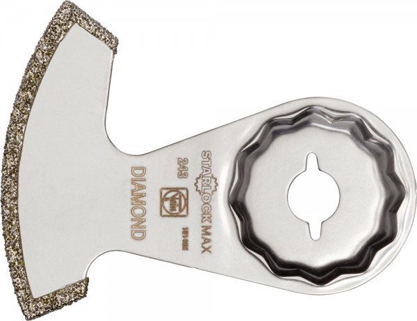 Segmentmesser SL M Diamant 2,2 fein