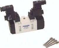 5/3-Wege-Magnetventile (ISO 5599/1), Größe 2 - Baureihe SIV500