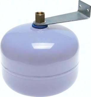 Druckluftbehälter für den stationären Einsatz, bis 11 bar
