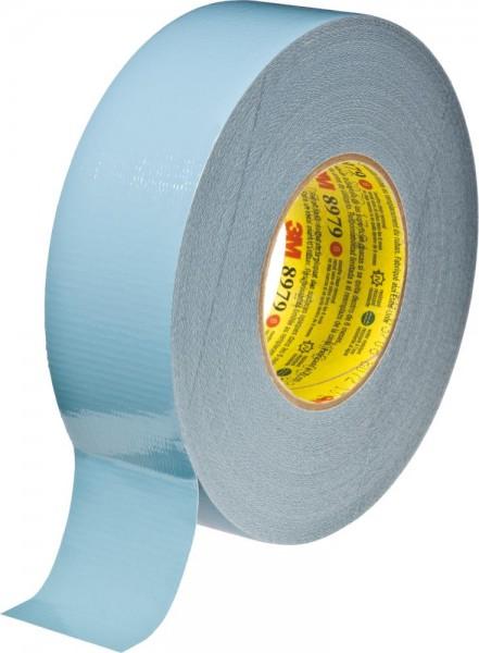 Gewebeband Premium 8979 48mmx54,8m blau-grau 3M