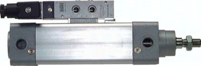 Adapterplatten für Zylindermontage, für XL-Zylinder
