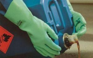 Chemikalienschutzhandschuh »Ultranitril 492«