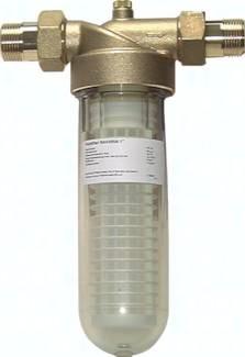 Feinfilter für Trink- und Brauchwasser, PN 16