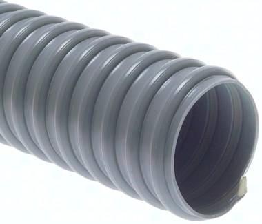 Leichte Vakuum-Kunststoffspiralschläuche aus PVC, Superflex