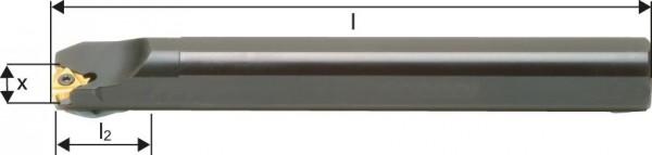 ISO-Gewinde-Bohrstange für die Innenbearbeitung