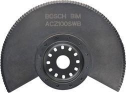 BiM Segmentmesser ACZ, Bosch