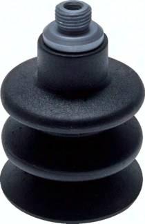 Balgsauger, 2,5-fach, Ø 10 - 40 mm