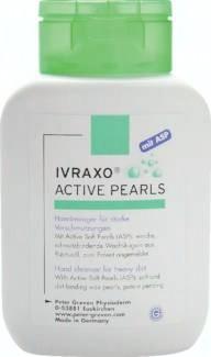 Handwaschpaste - Mittlere bis starke Verschmutzung, (IVRAXO active pearls)