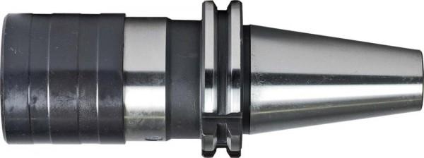Gewindeschneid-Schnellwechselfutter mit elastischem Längenausgleich, DIN 69871, Form A