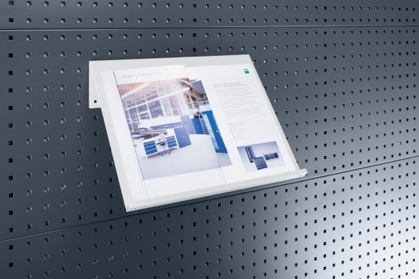 Katalogablage A3 für perfo-Lochplatten