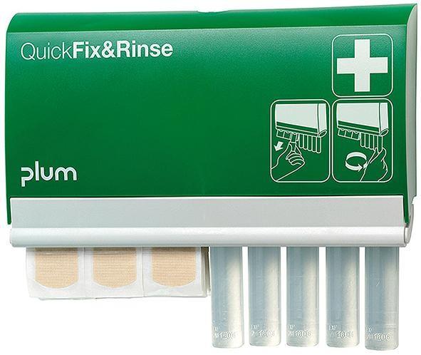 Erste-Hilfe-Set »QuickFix & Rinse«