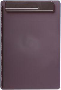 A4 Schreibplatte Klemmbrett OG schwarz