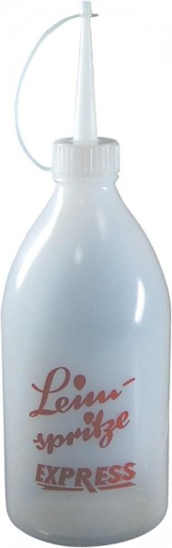 Leimspritzflasche