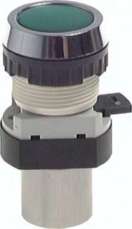 3/2-Wege-Tasterventile M 5 für Schalttafeleinbau Ø 30,5 mm