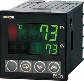 Digitaler Regler mit Temperatur- oder Analog-Istwerteingängen, 48x48mm